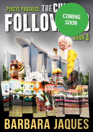 'The Cult of Following, Book Three' by Barbara Jaques