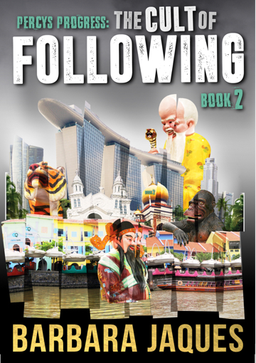 'The Cult of Following, Book Two' by Barbara Jaques