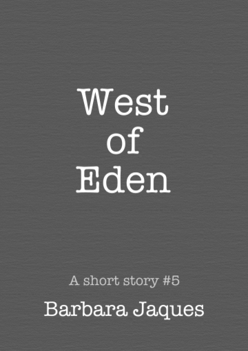 Cover for 'West of Eden' short story