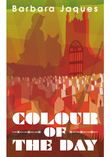 Cover for 'Colour of the Day' by Barbara Jaques