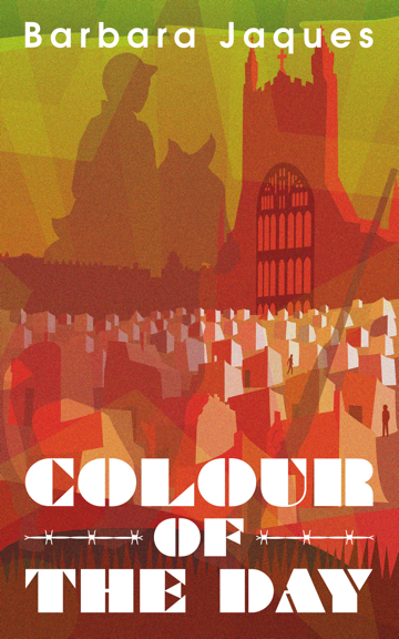 Cover for Colour of the Day by Barbara Jaques