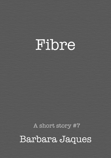 Cover for Fibre by Barbara Jaques