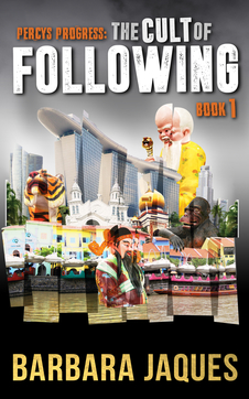Cover for The Cult of Following, Book One by Barbara Jaques
