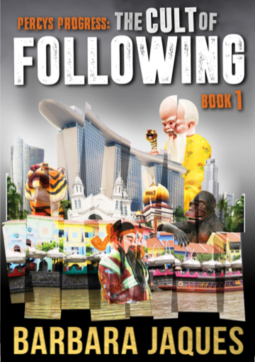 'The Cult of Following, Book One' by Barbara Jaques