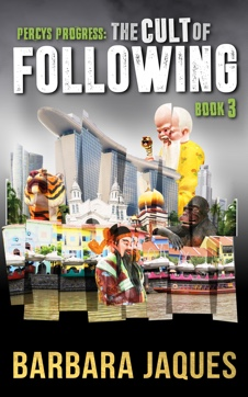 Cover for The Cult of Following, Book Three by Barbara Jaques