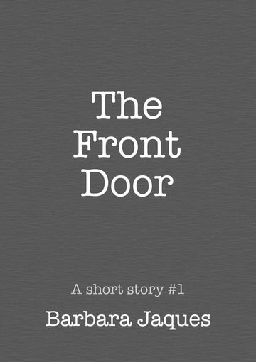Cover for The Front Door by Barbara Jaques